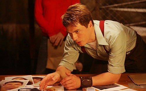 Captain Jack Harkness(;