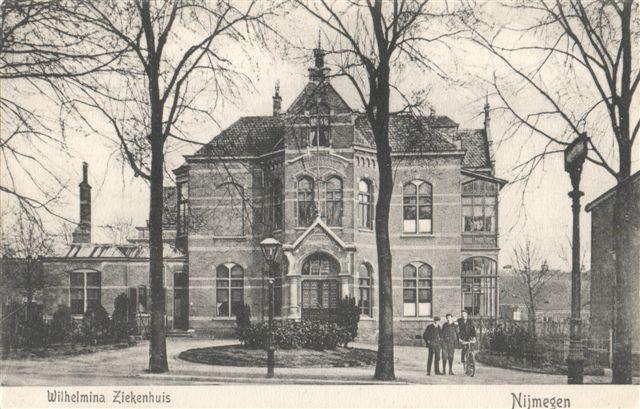 Wilhelmina Ziekenhuis, Nijmegen Oost