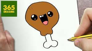 """Résultat de recherche d'images pour """"dessin kawaii facile nourriture"""""""