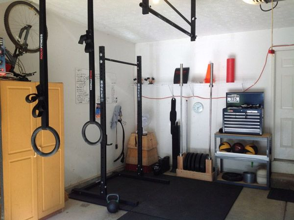 Fresh Space Heater for Garage Gym