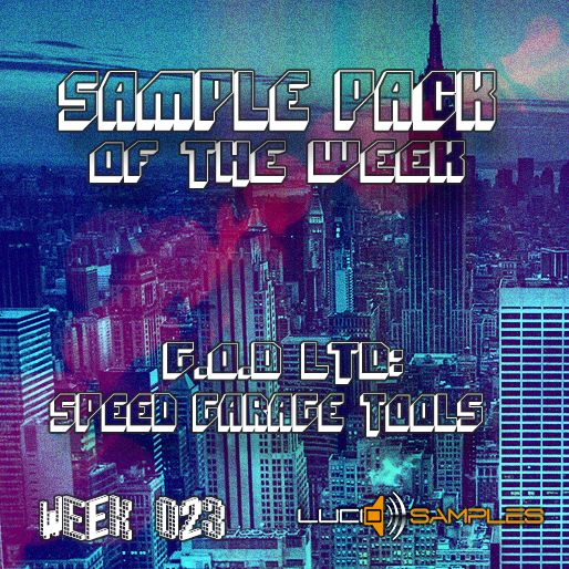 Sample Pack of the Week (023) GOD LTD Speed Garage Tools / Description: Contains an excellent collection of Speed Garage samples and sounds in the form of drum hits, basslines, effects sounds and various sounds, to create the ultimate Speed. Link: http://www.lucidsamples.com/garage-samples-packs/215-god-speed-garage-tools.html #garage #speedgarage