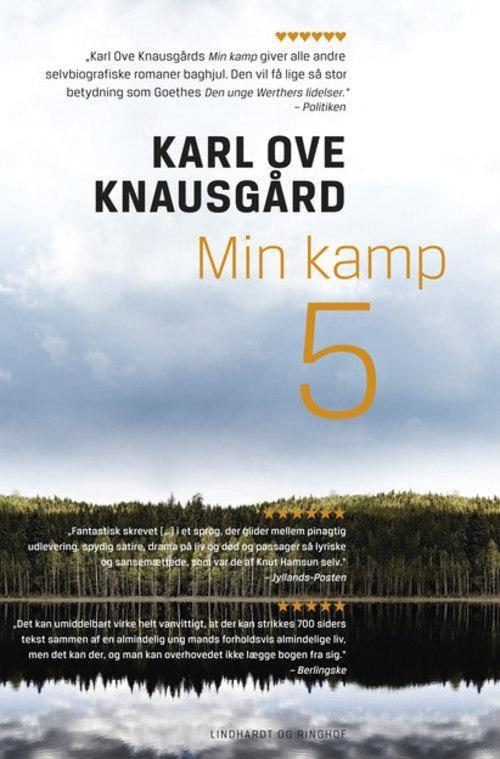 Min kamp af Karl Ove Knausgård (Bog) - køb hos SAXO.com