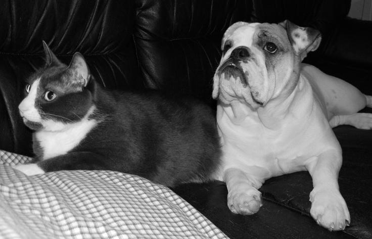 Me and my Big Sister Snookie!