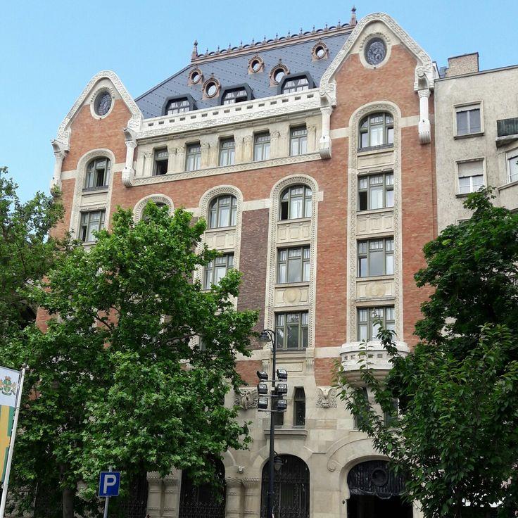 Budapest Horváth Mihály tér 17. Józßef Telefonközpont