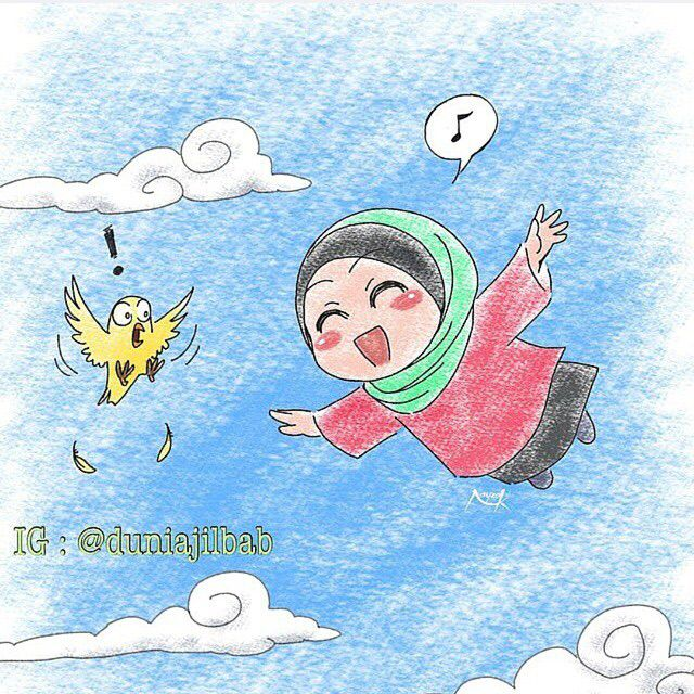 flying without wings but by Allah