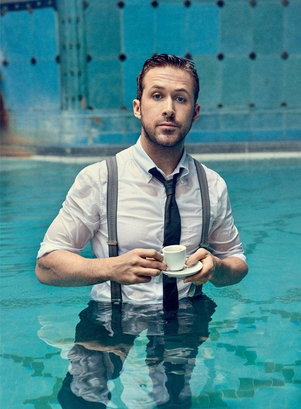 Ryan Gosling Stars in GQ Magazine January 2017 Cover Story