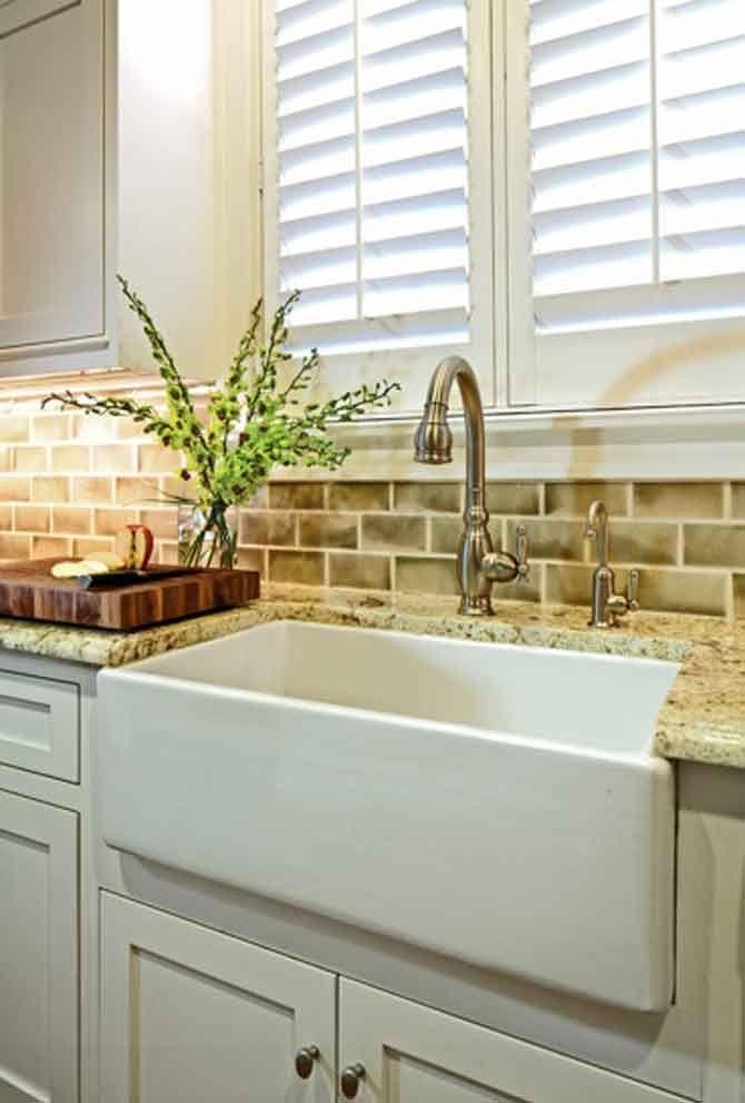 Lavello in ceramica vasca unica | kitchen | Pinterest | Ceramica ...
