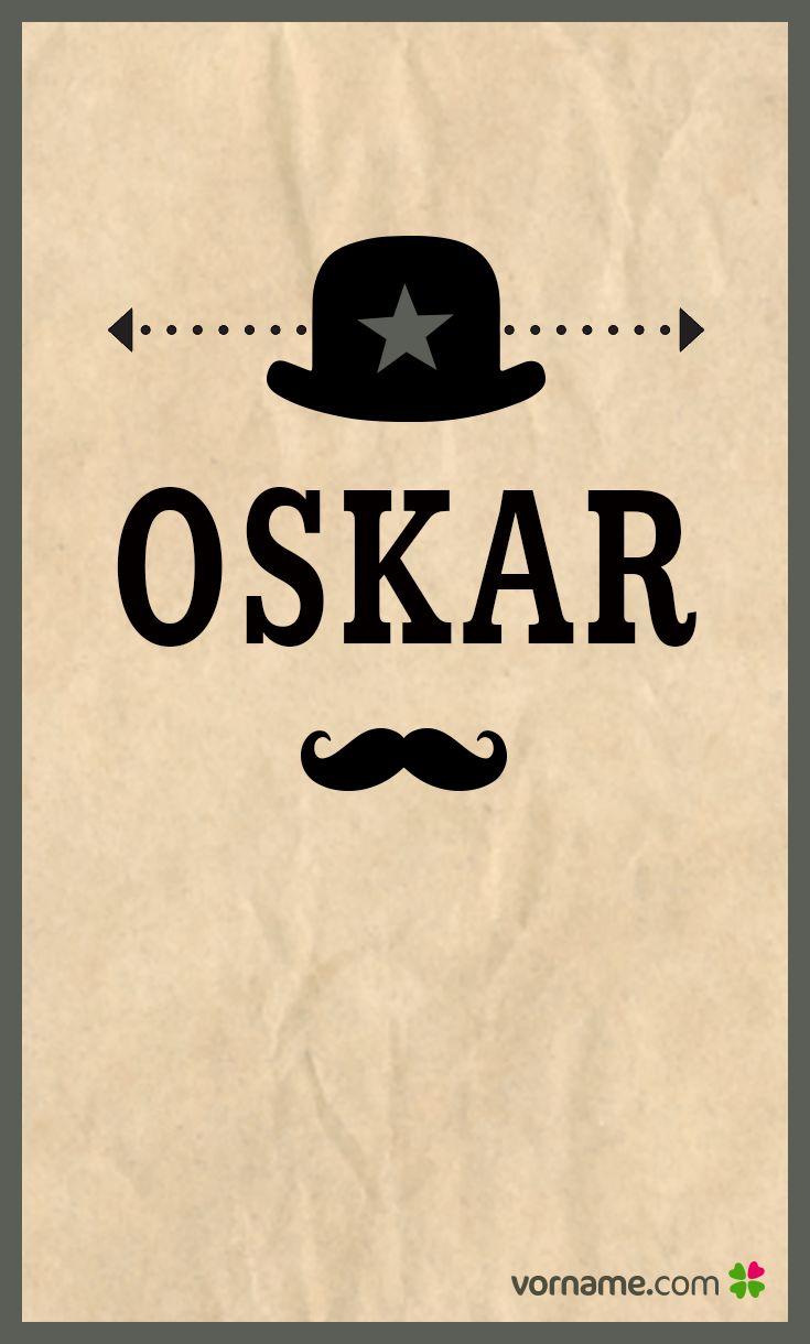 Oskar ist aktuell ein beliebter Vorname. Woher der Name stammt und was er bedeutet, erfährst Du hier!