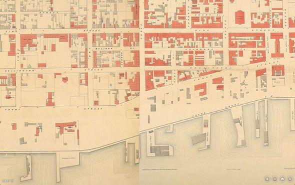 Toronto, the 1858 version