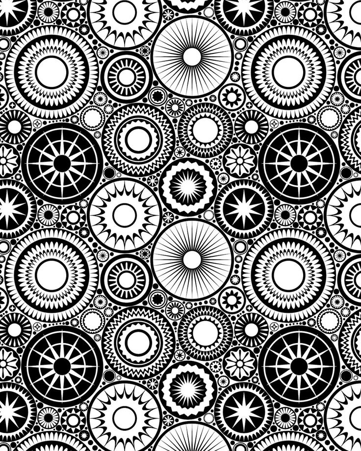 Best 25 Abstract Coloring Pages Ideas On Pinterest