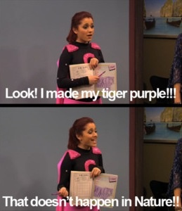 Cat Valentine (: ariana grande i love her shes so great