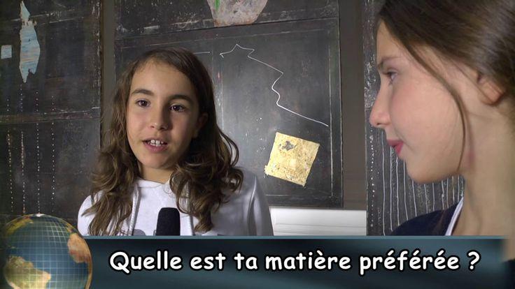 video- kids talking about school