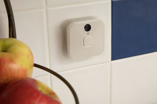 Blink Is An Affordable Wireless Security Cam For Your Home | TechCrunch