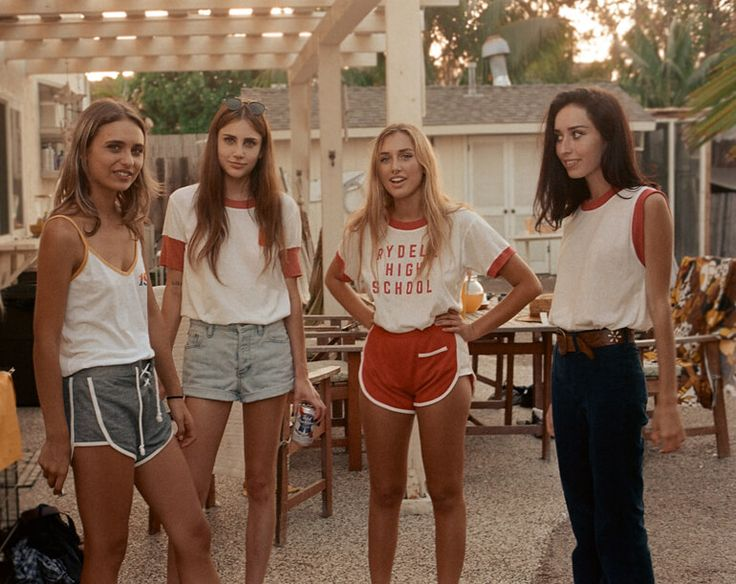 CAMP Collection Retro Inspired Block Party LookBook