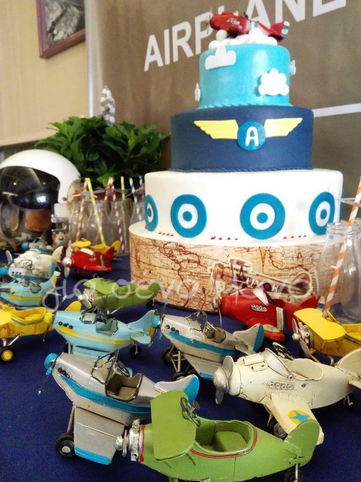 Μια μοναδική βάΠΤΗΣΗ για τον μικρό Αθανάσιο στο γραφικό χωριό Δράκεια Πηλίου!  Aiplane Pilot Baptism   #airplane #baptism #christening #Boy #Blue #Cloud #Pilot #Pelion #Greece