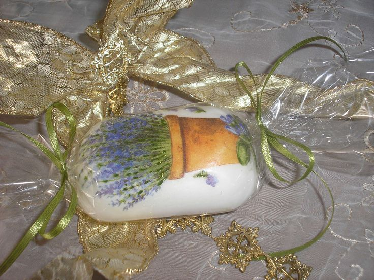 #decoupage #soap #Stella #ντεκουπάζ #σαπούνι