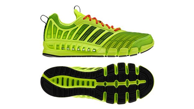 #want    adidas Clima Revent Running Shoes    Best for: Runners seeking the mac daddy of ventilation systems.    An air mesh upper, perforated EVA sockliner, and 360 degrees of Climacool ventilation will keep your feet cool and well-ventilated.