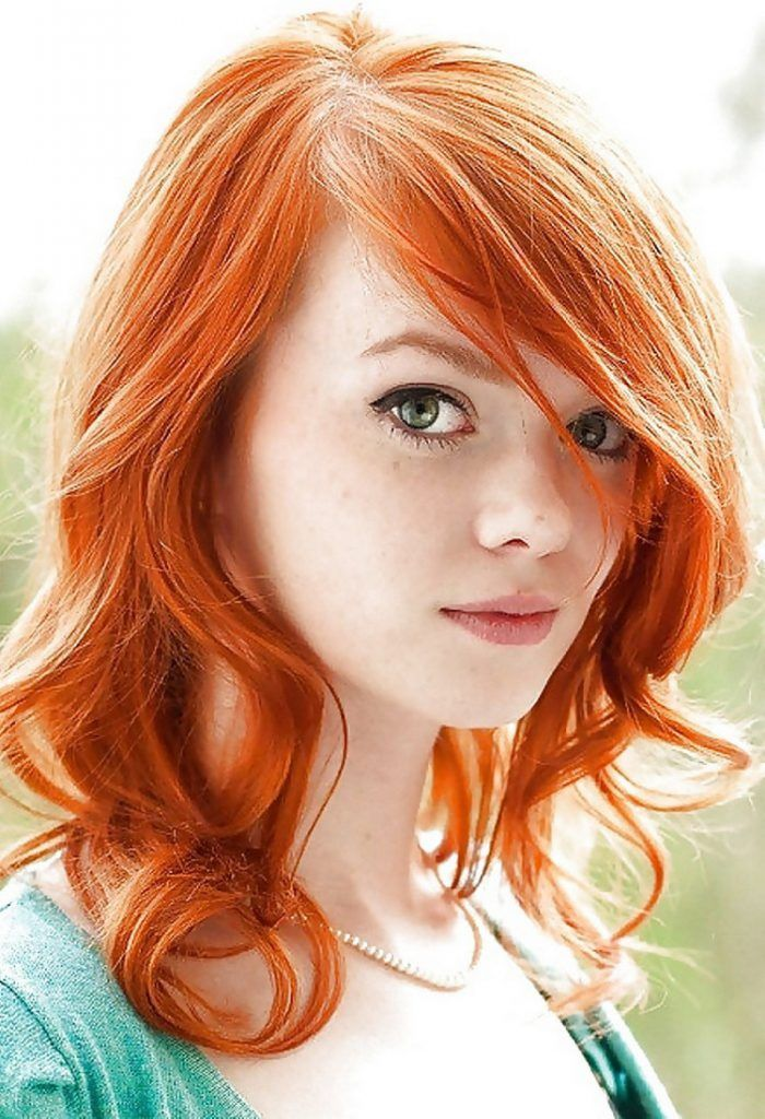 Official redhead pictures topic