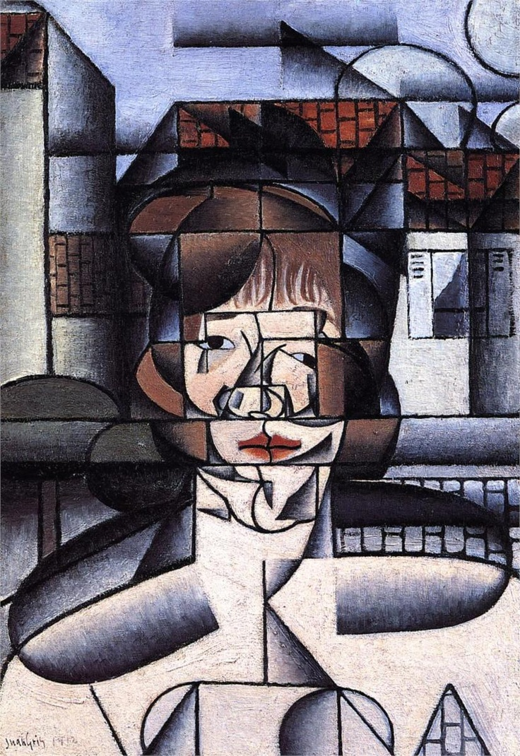 Portrait of Germaine Raynal, by Juan Gris (1912)  Art Experience NYC  www.artexperiencenyc.com/social_login/?utm_source=pinterest_medium=pins_content=pinterest_pins_campaign=pinterest_initial