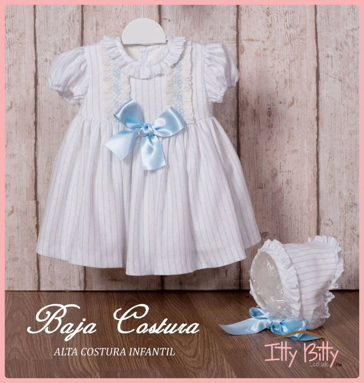 Itty Bitty Premium Spanish Boutique Blue 3 Piece Set https://www.ittybitty.co.uk/product/itty-bitty-premium-spanish-boutique-blue-3-piece-set/ #premiumspanishbabyboutique