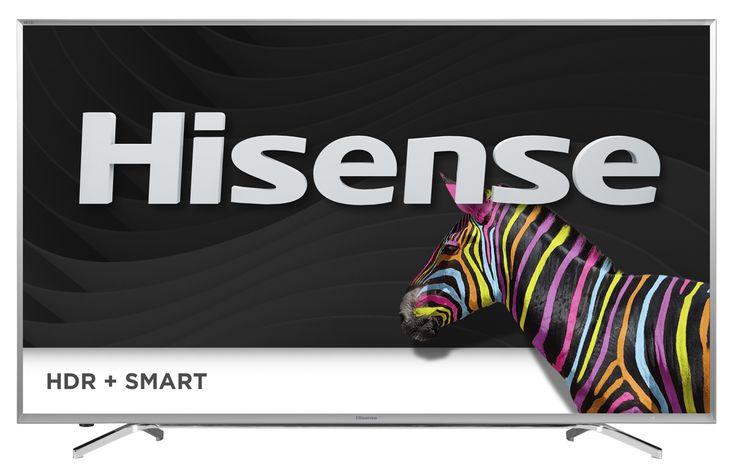 """Hisense ha presentato negli USA la nuova linea di TV 4K Ultra HD """"large screen"""" con schermi da 66 a 86 pollici. In estate arriva anche un proiettore 4K nativo basato su..."""