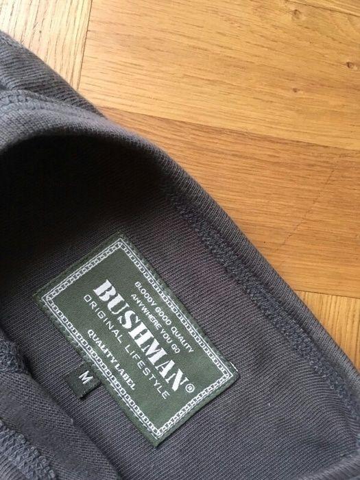 Bushman triko s dlouhým rukávem