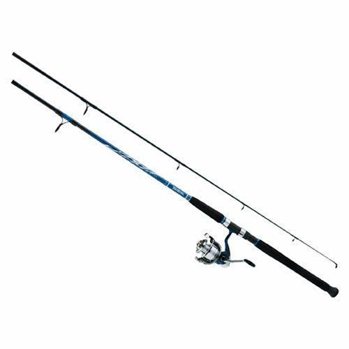 Shakespeare medium action ugly stik bigwater for Cheap fishing rods and reels combo