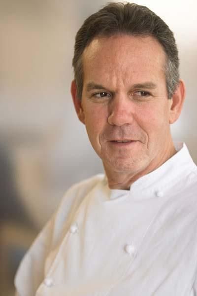 Thomas Keller, Executive Chef of the French Laundry, Bouchon and Ad Hoc.