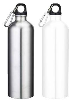 Botellas de aluminio. Variedad de Colores