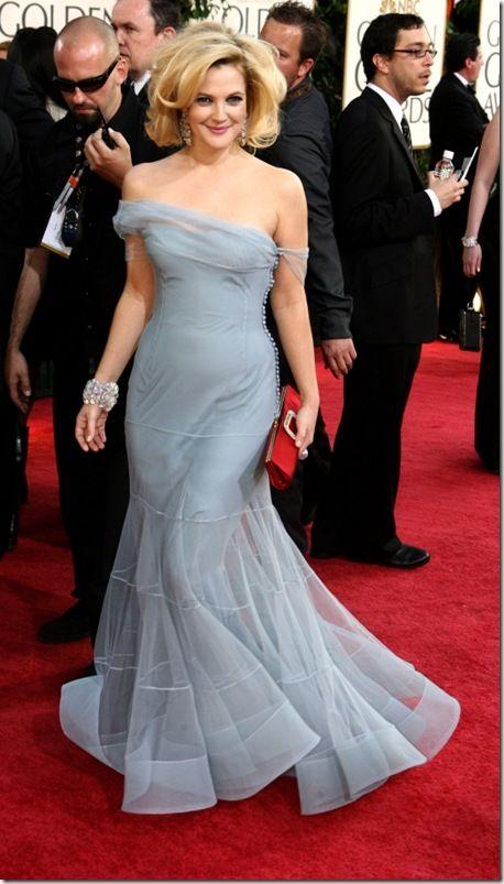 Drew Barrymore-, Drew Barrymore red carpet