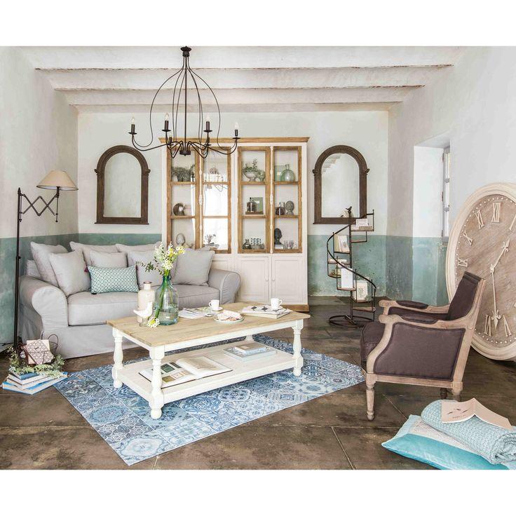 Oltre 25 fantastiche idee su scaffale in legno su - Scala porta asciugamani maison du monde ...