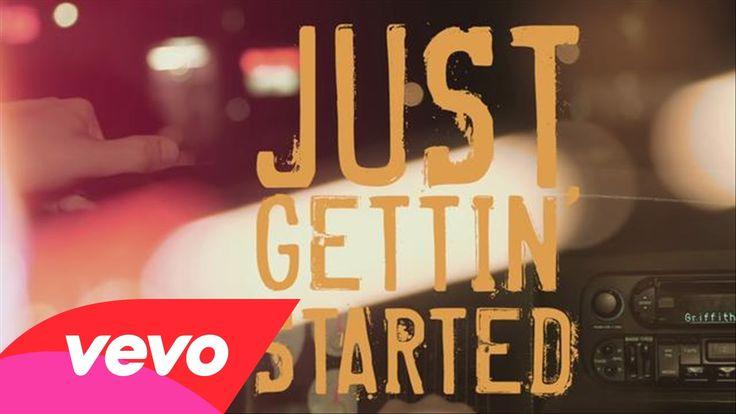 Jason Aldean - Just Gettin' Started (Lyric)