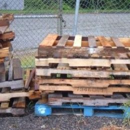 DIY Scrap Wood Projects: Finding Salvaged Lumber and Old Wood By Anthony Altorenna