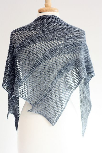 Best 25+ Knit Shawl Patterns ideas on Pinterest Knitted shawls, Shawl and K...