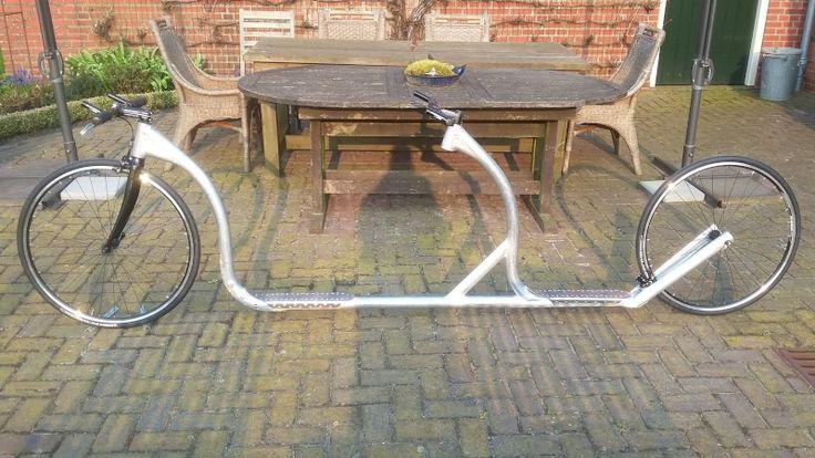Projet sportif de Trottinette ou footbike tandem avec non voyant - Page 3