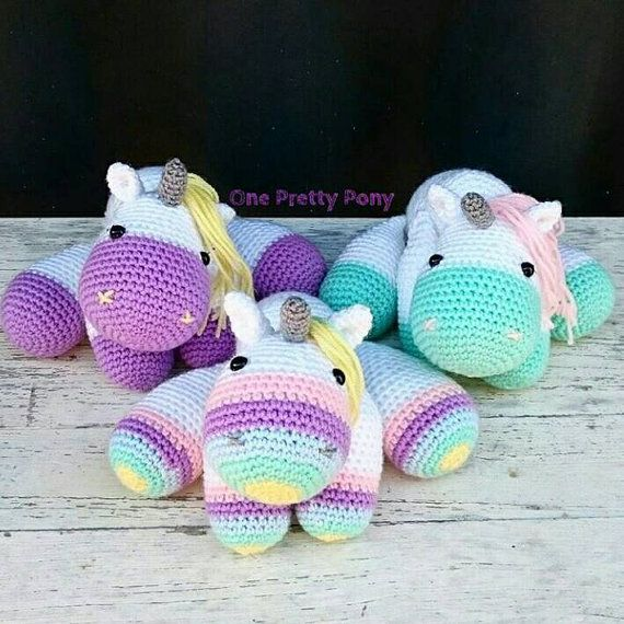 Hey, I found this really awesome Etsy listing at https://www.etsy.com/au/listing/249999839/made-to-order-freya-the-unicorn-crochet