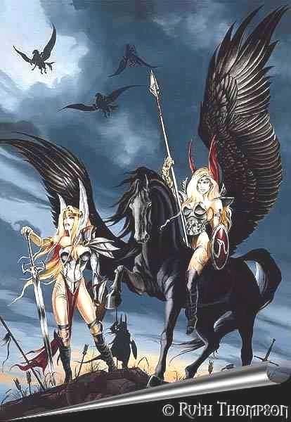Valhalla Norse Mythology