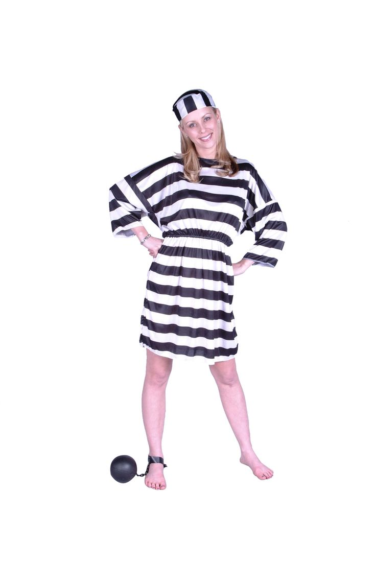 Awesome Costumes Lady Convict Costume just added...