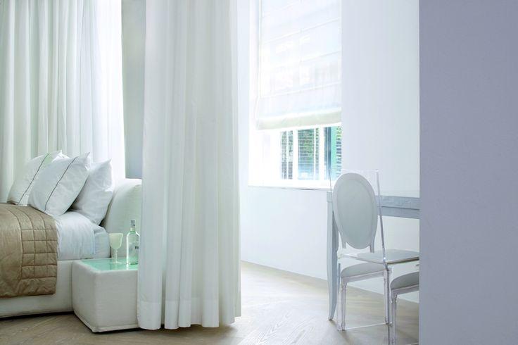 Roleta rzymska lniana white - Sklep Toto Design