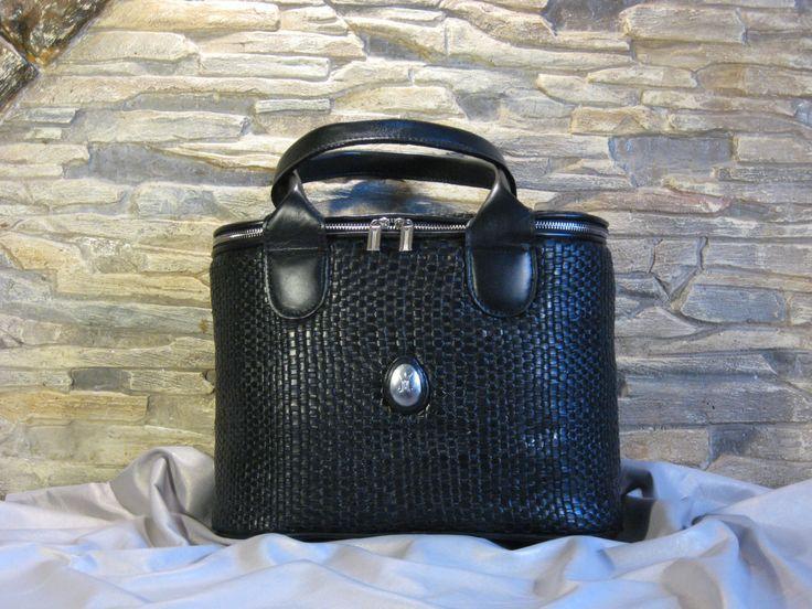 women's braided leather bag,  женская кожаная плетеная сумка by MABTESS on Etsy