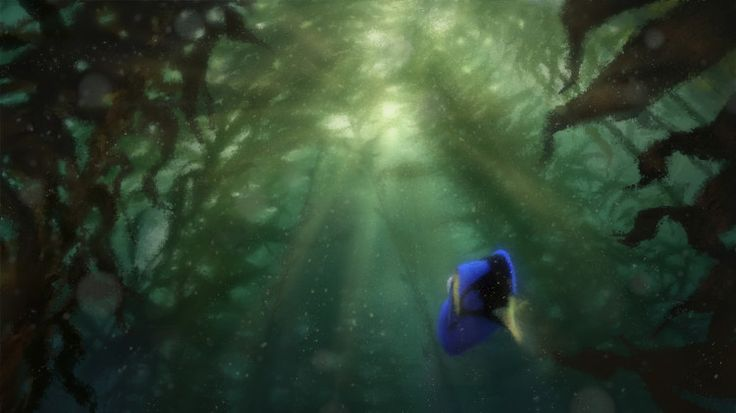 """Finding Nemo's Dory returns to the big screen in search of her family in Disney Pixar's """"Finding Dory""""—in theaters in 2015."""