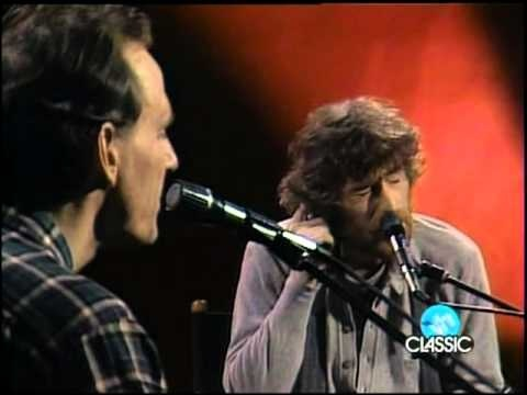 """James Taylor and J. D. Souther - """"Her Town Too""""   I love this song!!!  I think that I have the 45."""