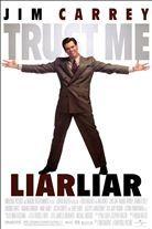 Liar Liar (1997). [PG-13] 86 mins. Starring: Jim Carrey, Maura Tierney, Jennifer Tilly, Swoosie Kurtz, Amanda Donohoe, Jason Bernard, Mitchell Ryan, Anne Haney, Justin Cooper and Cary Elwes