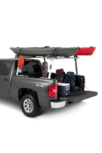 17 best ideas about kayak rack for truck on pinterest for Truck fishing accessories