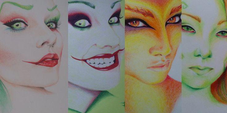 Faces by DarwiO
