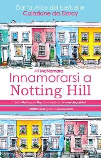 Innamorarsi a Notting Hill, Ali McNamara  LETTO