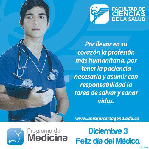 Tarjeta día del Medico 2014