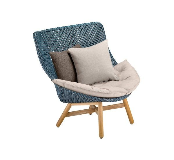 Designed By Sebastian Harkner For Dedon Mbrace Is An Outdoor Armchair With Wicker Frame And Seat Ba Dedon Furniture Quality Outdoor Furniture Furniture Prices