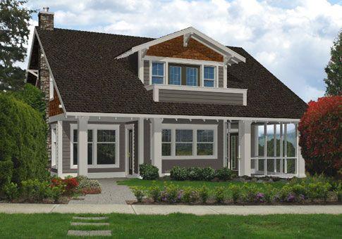 House Plans - Prentice - Linwood Custom Homes