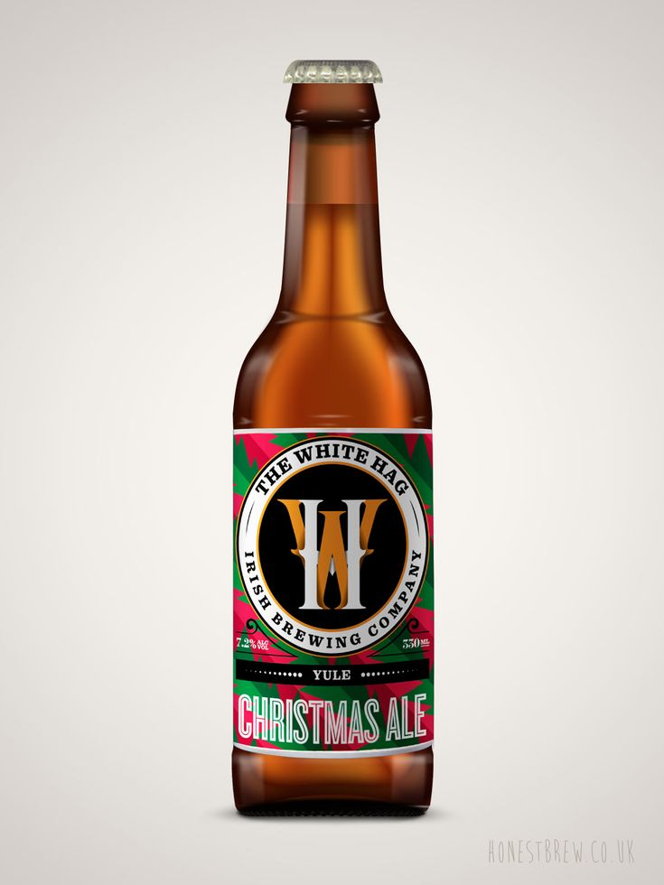 Yule Spiced Ale by White Hag Brewery. Buy brewery fresh craft beer from leading breweries online from HonestBrew. Shop now.